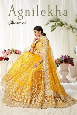 Agnilekha 1 Desinger Wedding Lehenga Collection