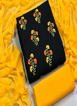 Designer Suits 12 Regular Wear Dress Material Collection
