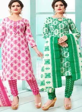 Sweety Bubbly 79 Ethnic Wear Printed Cotton Collection
