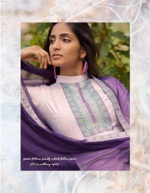 Siya Royal Woven Designer Dress Material Collection