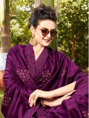 Kalista Passion Casual Wear vichitra silk Sarees Collection