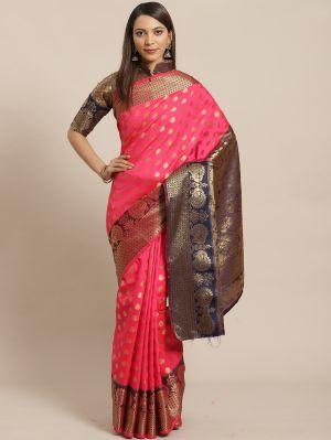 Kalina Silk Festive Wear Silk Saree Collection