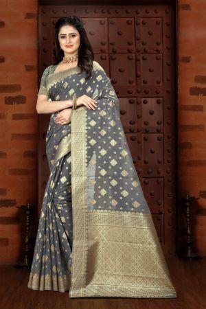 Roop Nikhar 1 Festive Wear Soft Cotton Saree Collection