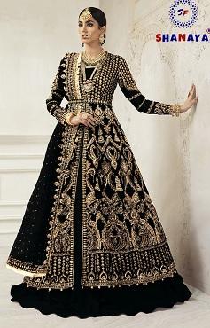 Shanaya Rose Bridel S 51 Pakistani Salwar Suit Collection