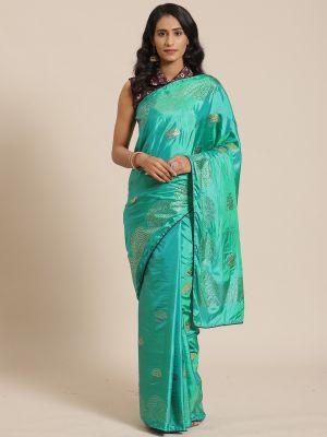 Binni Casual Wear Art Silk Saree Collection