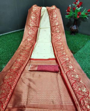 Vivaanta Silk Festive Wear Silk Saree Collection