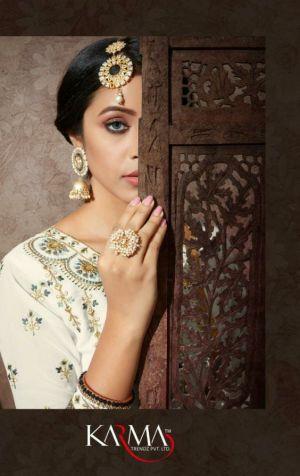 Karma 10602 Series Designer Salwar Suit Collection