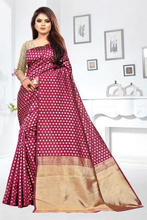 Niharika Silk 14 Festive Wear Banarasi Saree Collection