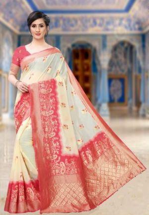 Roop Nikhar 2 Festive Wear Cotton Sarees Collection