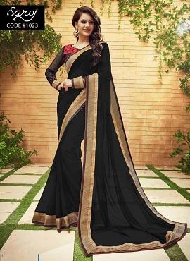 Saroj Khwahish 2 Casual Wear Georgette Sarees Collection