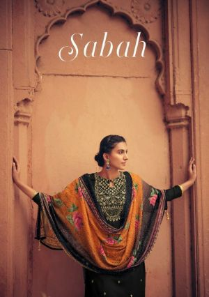 Karma Sabah 945 Series Designer Salwar Suits Collection
