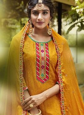 Fourdots Akshara Designer Dress Material Collection