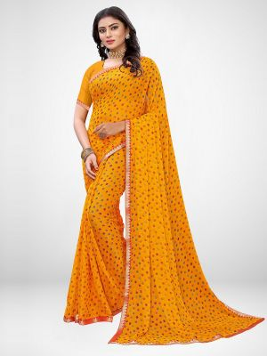 Queen 2.2 Casual Wear Printed Sarees Collection