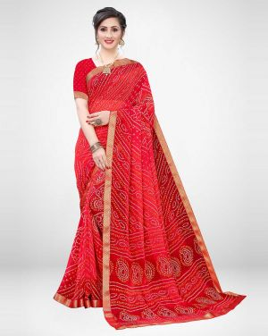 Kusum 1 Casual Wear Georgette Sarees Collection