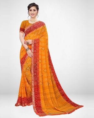 Savera 1 Casual Wear Georgette Sarees Collection