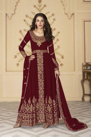 Creation 7215 Embroidery Salwar Kameez Collection