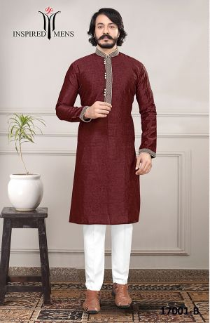 Meet 4 Festive Wear Kurta With Bottom Mens Wear Collection