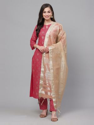 Crystal 2 Ethnic Wear Readymade Collection