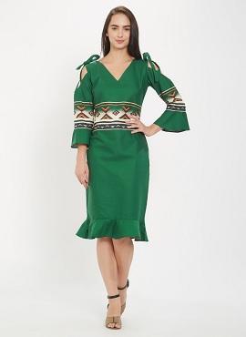 Ecex 13004 Stylish Western Dress Size Set Collection