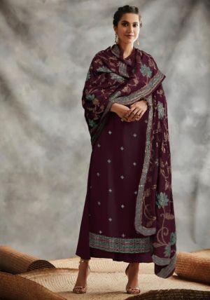Kimora Fashion Fitoor 1708 Series Embroidery Salwar Kameez Collection