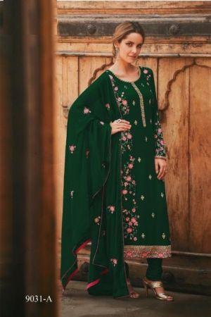 Avon Trendz 9031 Colors Designer Salwar Suits Collection