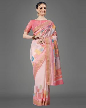 Peprika 7 Casual Wear Printed Sarees Collection