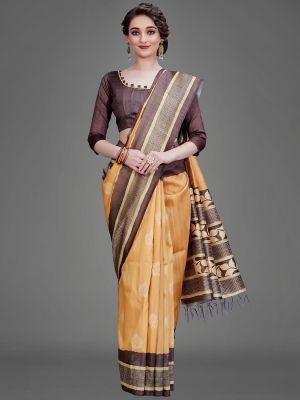 Apple Kalamkari 12 Casual Wear Silk Sarees Collection