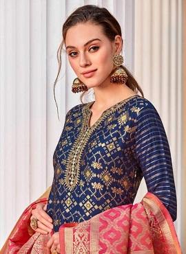Virasat Sparsh 1067 Exclusive Fancy Wear Designer Gown Collection