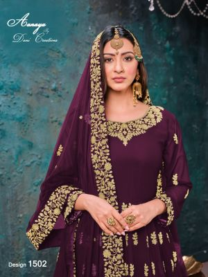 New Arrival Aanaya 115 Designer Salwar Suits Collection