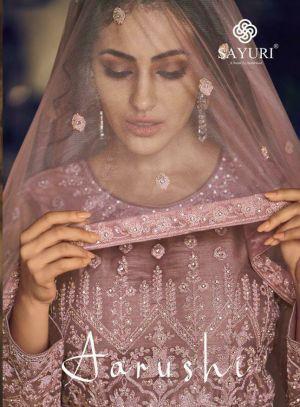 Sayuri Aarushi 105 Series Designer Salwar Suits Collection