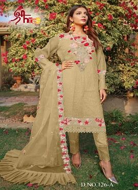 Shree Tex 126 Designer Salwar Suits Collection