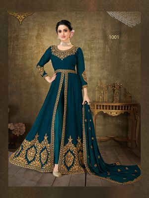 Roy 1 Heavy Designer Salwar Suits Collection