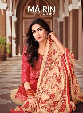 Kapil Mairin Designer Dress Material Collection