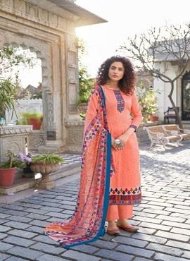 Tanishk Bandhani Designer Dress Material Collection