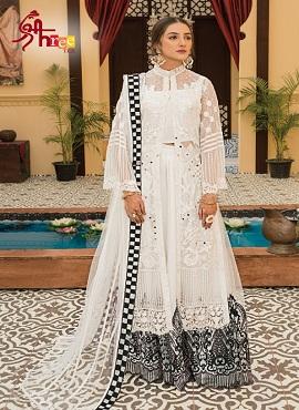 Shree Tex 127 Series Pakistani Salwar Suits Collection