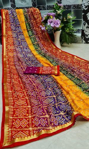 Mahek 25 Casual Wear Printed Sarees Collection