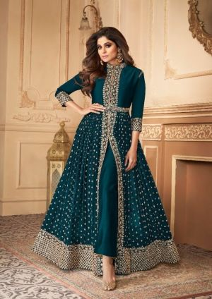 Gulkand Anokhi 7152 New Colors Embroidery Salwar Kameez Collection