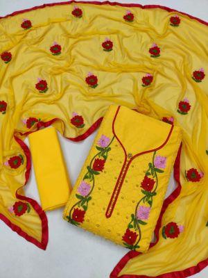 Designer Dress Materials 251 Casual Wear Dress Material Collection