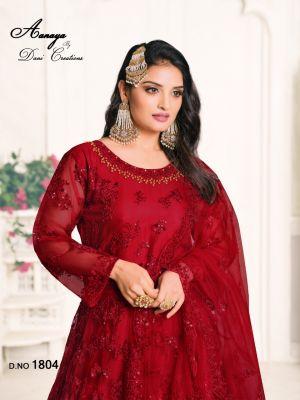New Arrival Aanaya 118 Designer Salwar Suits Collection