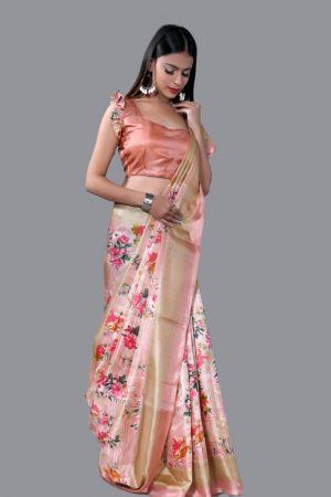 Anarika 22 Casual Wear Khadi Silk Saree Collection