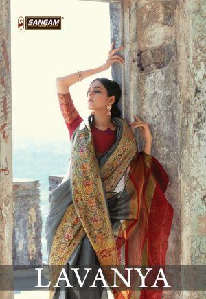 Sangam Lavanya 2 Casual Wear Cotton Sarees Collection