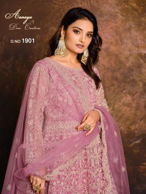 New Arrival Aanaya 119 Designer Salwar Suits Collection