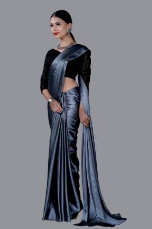 Anarika 24 Casual Wear Satin Silk Saree Collection