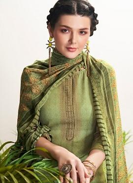 Alok Kiara Pure Jam Digital Printed Designer Dress Material Collection