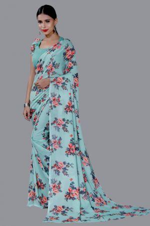 Anarika 25 Casual Wear Floral Printed Sarees Collection