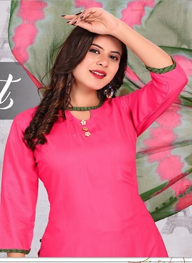 Trendy Excellent Regular Wear Rayon Readymade Collection