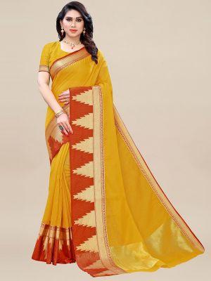 Rangoon 6 Casual Wear Kota Silk Sarees Collection