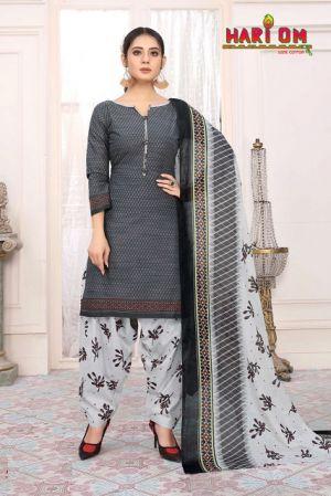 Hari Om Print 1 Regular Wear Printed Cotton Collection