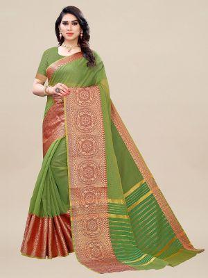 Rangoon 8 Casual Wear Kota Silk Sarees Collection