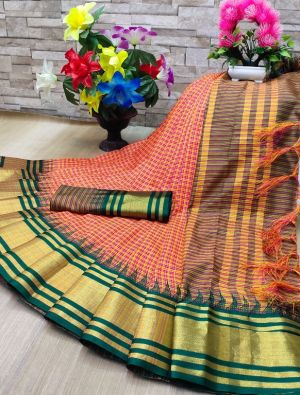 Anarika 30 Casual Wear Cotton Silk Saree Collection